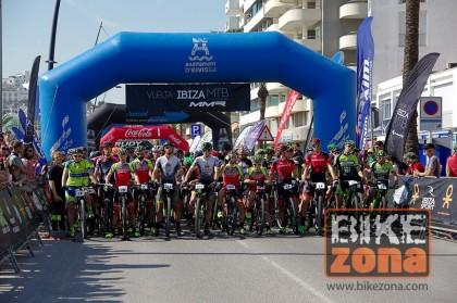 La Vuelta a Ibiza en Mountain Bike comprometida con el medio ambiente