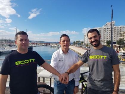 La Vuelta a Ibiza y Scott suman fuerzas para organizar la ronda ibicenca