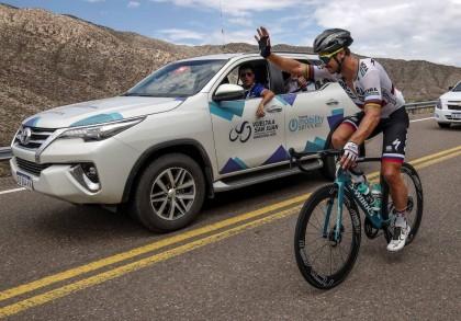 La Vuelta a San Juan será la carrera por etapas más importante de América en 2020