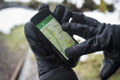 Lanzamiento de Land Rover Explore, el dispositivo móvil para exteriores