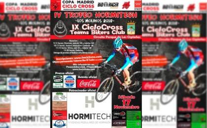 Los ciclocrossistas vuelven a Los Molinos