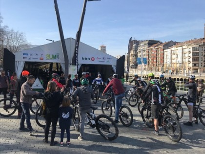 Los DEMO Days de eléctricas fueron un éxito en Bilbao