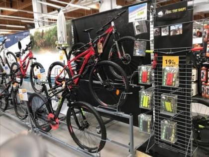 Los puños para bicicleta Ridefyl también en Decathlon