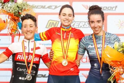 Lourdes Oyarbide, campeona de España