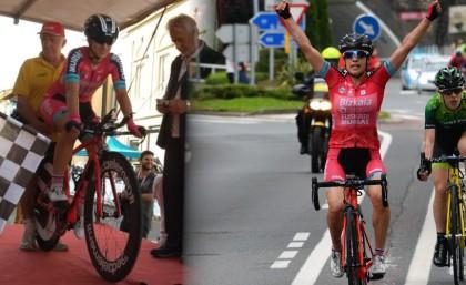 Lucía González y Ainara Elbusto seguirán en el Bizkaia Durango-Euskadi Murias