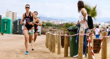 Mar de Pulpí acogerá los campeonatos de España de Duatlón y Triatlón Cros 2019
