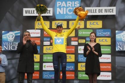 Marc Soler alcanza la gloria y se lleva la París Niza