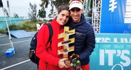 Mario Mola logra su tercer Campeonato del mundo de triatlón consecutivo
