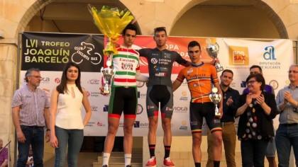 Martín Gil triunfa en el LVI Trofeo Joaquín Barceló