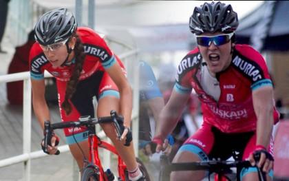 Martínez y Alonso seguirán en el Bizkaia Durango-Euskadi Murias