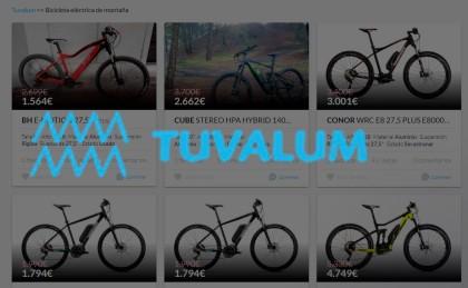 Más de la mitad de los bikers se compraría una bicicleta eléctrica si costase menos de 1.500€