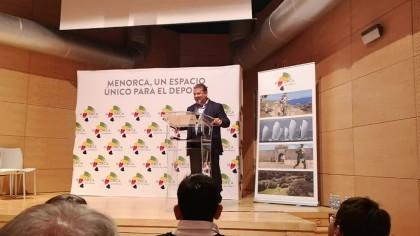 Menorca: La isla del deporte se presenta en Bilbao