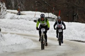 Menos de un mes para campeonato de España de triatlón de invierno