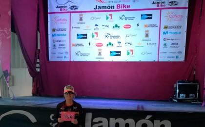 Meritxell en el campeonato de España de Ultramaratón 2019