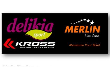 Merlin Bike Care, proveedor oficial del Delikia Kross  Mountain Bike Team