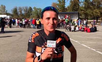 Mónica Carrascosa se lleva el triunfo final en el circuito IDJ Burgos