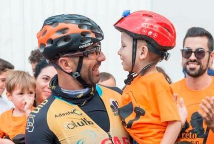Mountainbike contra el Cancer Infantil, conoce: El Reto de Pablo