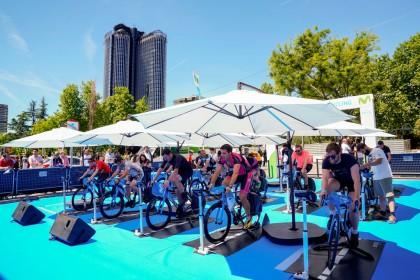 Movistar Virtual Cycling arranca por todo lo alto