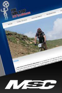 Concurso Pedals de Foc Non Stop 2012 con MSC