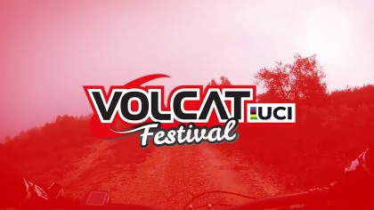 Mucho flow en el vídeo de la tercera etapa de la VolCAT 2019