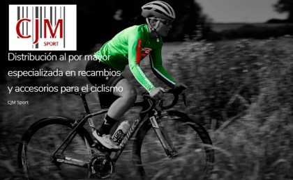 Nace una nueva distribuidora de ciclismo: CJM Sport
