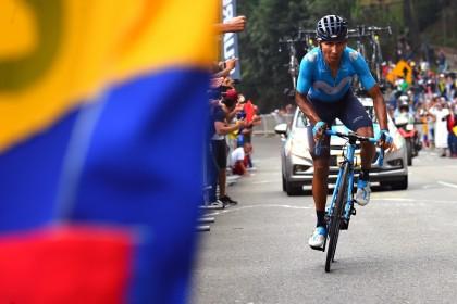 Nairo Quintana conquista la etapa reina de la Vuelta a Colombia