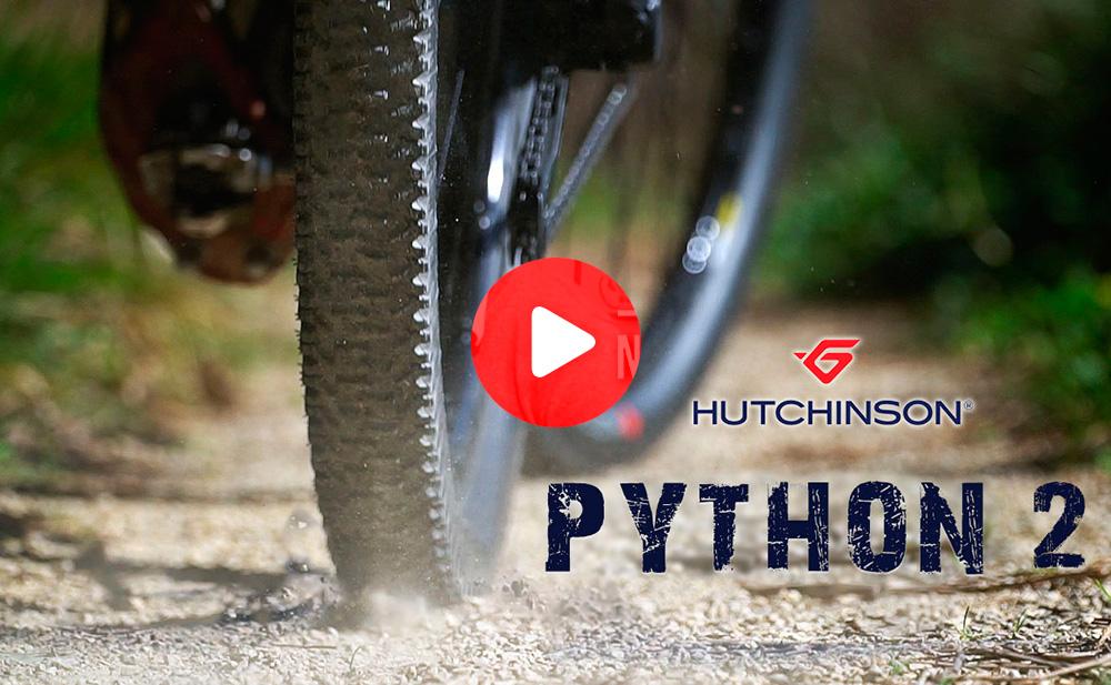 Neumático Hutchinson Python 2 excelente en todos los terrenos