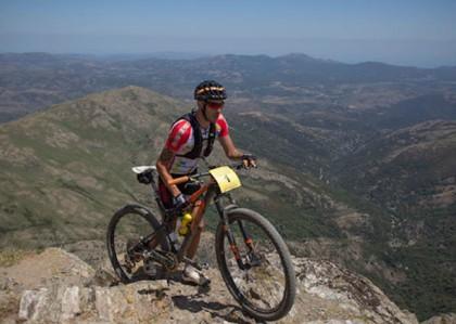 Nicolas Samparisi sigue siendo el más fuerte en Cerdeña