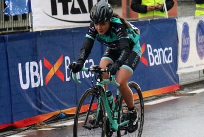 Nicole D'Agostin, talento italiano para Bizkaia Durango-Euskadi Murias
