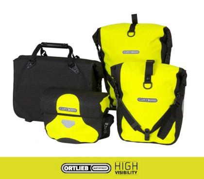 Nueva Gama de equipajes ORTLIEB High Visibility