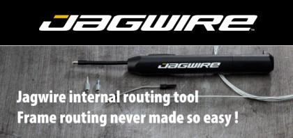 Nueva herramienta Jagwire de guiado de cables