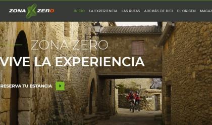 Nueva imagen y web de Zona Zero