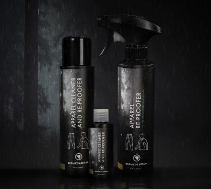Nuevo spray limpiador y aumentador de impermeabilidad Endura