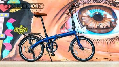 Nuevos modelos de Bickerton: La familia de bicicletas plegables crece
