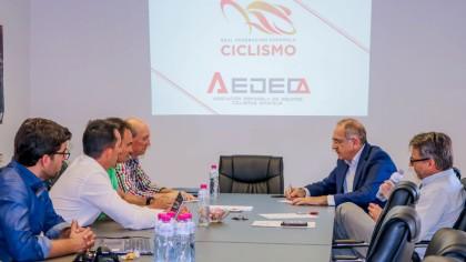 Oficializada la Asociación Española De Equipos Ciclistas Amateur  (AEDECA)