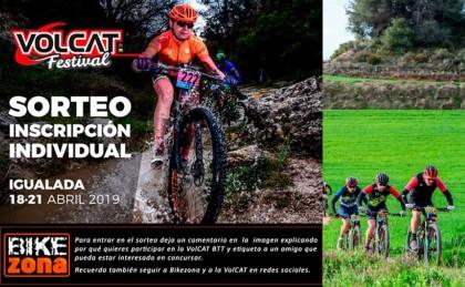 Participa y gana una inscripción para la VolCAT 2019