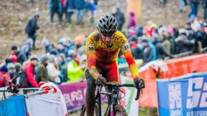 Pascual Momparler decide la convocatoria para el Campeonato del mundo de ciclocross