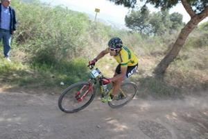 Patxi Cia afianza su liderato con una victoria en Tudela