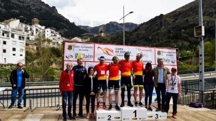 Pedro José López ganador de la III Clásica Ciclista Ciudad de Cazorla