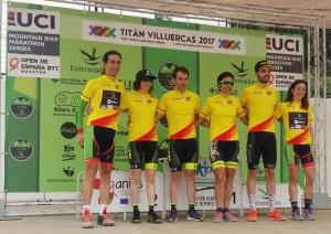 Pedro Romero y Susana Alonso (Extremadura-Ecopilas) siguen liderando el Open de España XCM
