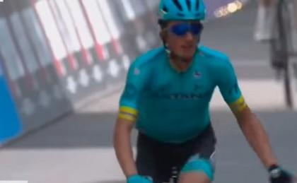 Pello Bilbao hablará de sus grandes triunfos en el Giro en Pedaleando en la Costa