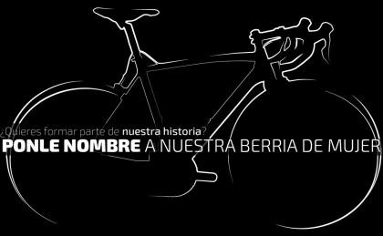 Pon nombre a la nueva bicicleta Berria de mujer