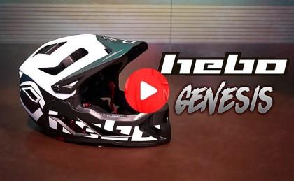 Presentación del casco Génesis para Enduro de Hebo