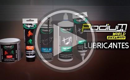 Presentación en vídeo: Gama de lubricantes Podium World