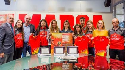 Presentada la Copa de España de Féminas Cofidis 2018