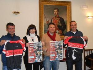 Presentada la I Marcha Cicloturista Bedelalsa-Sierra de Béjar
