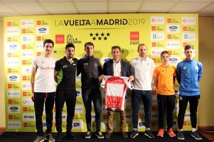 Presentada una nueva edición de la Vuelta a Madrid