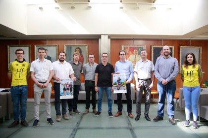 Presentada la XVII Vuelta Cicloturista a Ibiza Campagnolo
