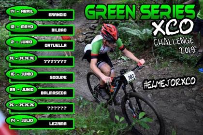 Presentado el calendario provisional de las Green Series 2019
