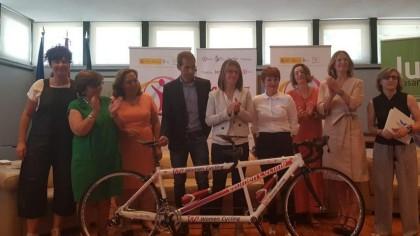 Presentado el equipo Women Cycling dirigido por Iñigo Cuesta